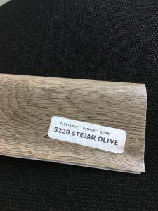 Plinta PVC Stejar Olive