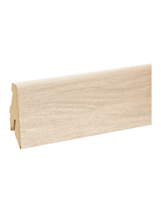 plinta mdf M 60 mm decor plinta frasin deschis