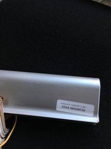 Plinta Argintiu 5504
