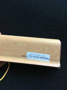 Plinta pvc Stejar Imperial 5533