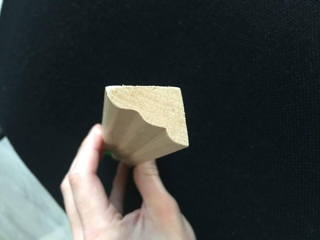 Plinta lemn de fag (2)