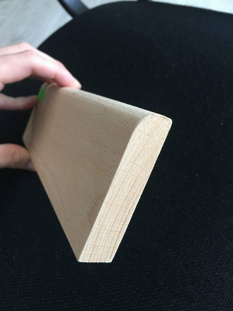 Plinta lemn de fag inalta (1)
