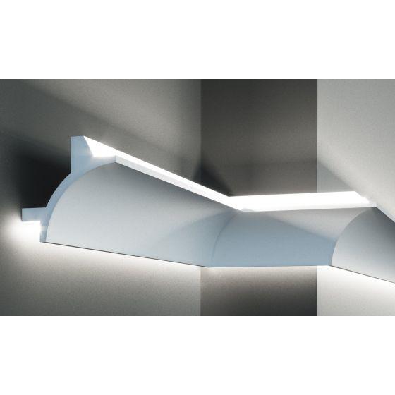 Profil pentru banda LED din poliuretan KF706