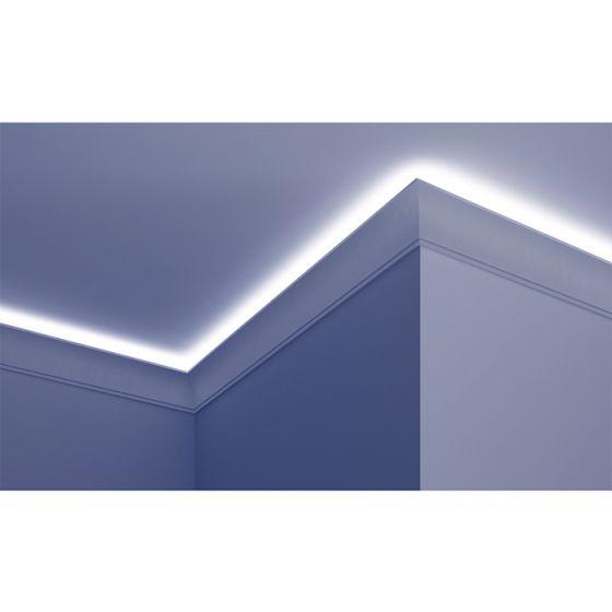 Profil pentru banda LED din poliuretan flexibil KF704F