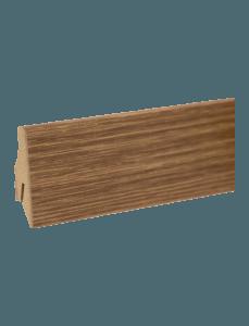 plinta mdf M 60 mm decor plinta stejar inchis